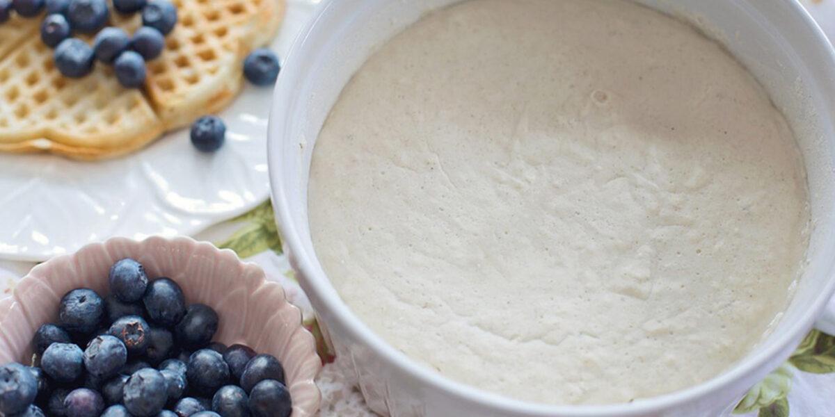 Προζύμι, ο ρόλος του στο άρωμα και τη γεύση του ψωμιού